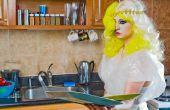 Lady Gaga telefoon Video kostuum