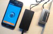 Arduino Bluetooth gecontroleerde elektrische deuropener