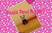 Hoe maak je een Panda potlood Hugger