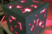 Super solide Minecraft Redstone Lamp