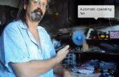 Arduino gecontroleerd persoonlijke ventilator met Ping Sensor / ATtiny2313