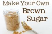 Brown suikervervanger   Bruine suiker thuis maken