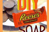 DIY REESE'S PEANUT BUTTER CUPS ZEEP!
