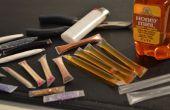Hoe maak je waterdichte stro Containers