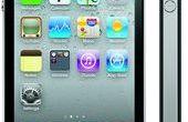 Gemakkelijke ontsnapping uit de gevangenis voor uw iOS 4.2.1 iPhone/iPod