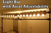 Light Bar met axiaal verstelbaar
