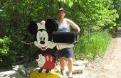 Mickey Mouse houden van uw Postvak