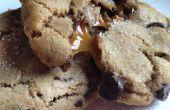 Milky Way gezouten karamel Cookies