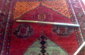 Hoe maak je een bamboe praktijk zwaard (Shinai) die eruit als een Bokken ziet