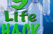 5 ideeën met Plastic flessen #2