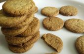 Eggless magnetron Ajowan Cookies