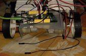 Programmeerbare Robot auto met behulp van Mediatek LinkIt één bestuur en L293D Motor Driver IC