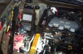 Hoe Vervang Upper inname Plus meeste motor pakkingen in 04 3.4 L Impala