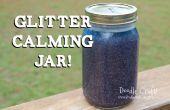 DIY kalmerende Glitter Jars