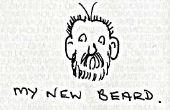 Een baard groeien. Waarom, waar, hoe?