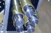 De Opdringer van de pneumatische knop geautomatiseerde