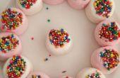 Marshmallows met Nutella en honderden en duizenden