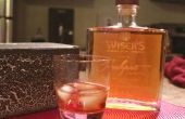 Glas graveren | Laser gegraveerd Whisky fles
