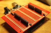 Prototyping shield voor Arduino Mega