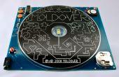 Moldover van licht-Theremin CD (DIY versie)