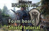 Dragon Age Inquisition schuim Board Shield tutorial