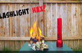 DIY Maglite LED upgrade conversie 5000 lumen