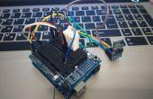 Arduino IOT: Temperatuur en luchtvochtigheid (met ESP8266 WiFi)