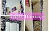 DIY spiegel Decor / vernieuwen