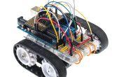 Besturen van een Robot van de Zumo met behulp van de ESP8266