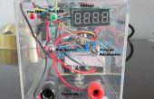 Variabele Bench Power Supply met actieve koeling