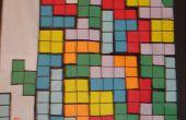 Hoe maak je een Tetris muur