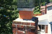 Schoorsteen rookgassen demper - Hoe installeer ik schoorsteen rookgassen demper stapsgewijze