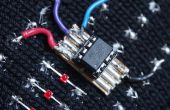 Maak uw eigen E-Textile Arduino Board