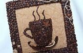 Handgemaakte koffie foto: een geweldig cadeau idee!