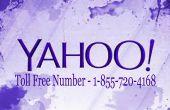 1-855-720-4168 Yahoo Mail Customer Support Services bevat nummer