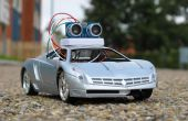 Autonome raceauto