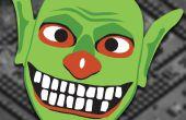 Clash of Clans - Goblin - masker