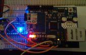 Arduino Nano met Ethernet-Shield