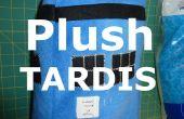 Pluche TARDIS