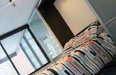 IKEA Hack - Murphy Bed met schuifdeuren