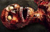 Hoe maak je een skelet & Corpse vanaf nul