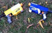 Nerf recon vs retaliator