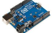 Programmering Arduino met mobiele telefoon
