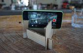 Snelle en goedkope iPhone Stand voor Stop Motion