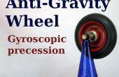 """""""Anti-zwaartekracht"""" wiel"""