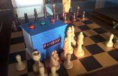 Arduino Schaken klok - multi spel vak