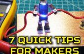 7 Tips voor Makers