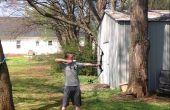 Hoe om te schieten een boog
