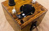 Bouwen van een anamorfe Pinhole Camera