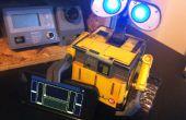 Spark-e - een vonk kern + Touch OSC gecontroleerd Wall-e speelgoed robot conversie